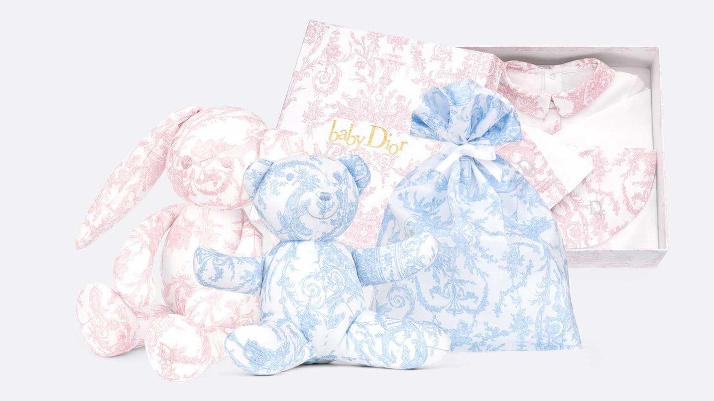 Baby Dior newborn gift sets