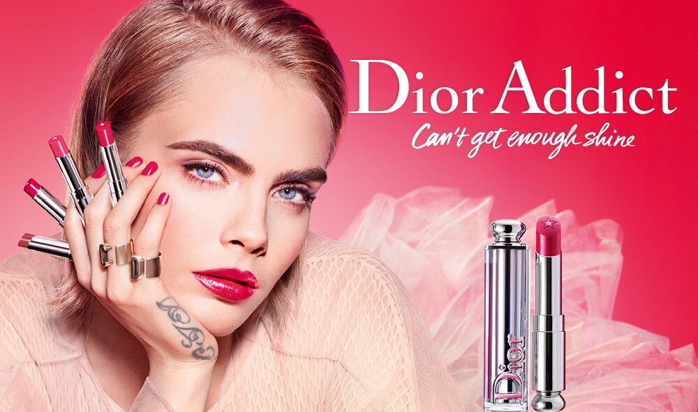 Dior Addict Halo Shine - Can't get enough shine