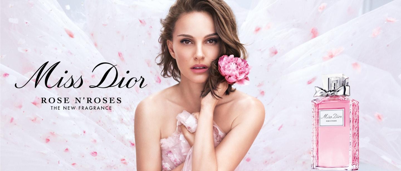 全新Miss Dior 漫舞玫瑰淡香水