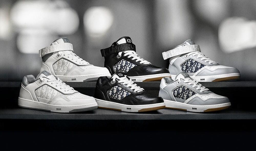 New in: The B27 sneaker