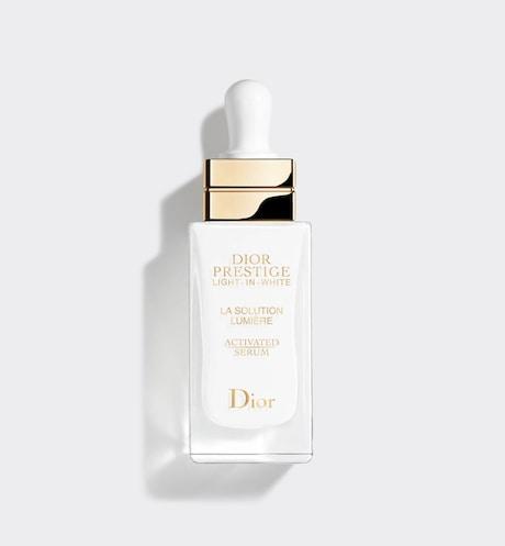 Dior - Dior Prestige Light-in-White La Solution Lumière Activated Serum Dermo-sérum iluminador y regenerador de excepción