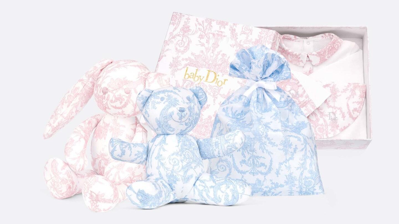 Coffrets de naissance Baby Dior