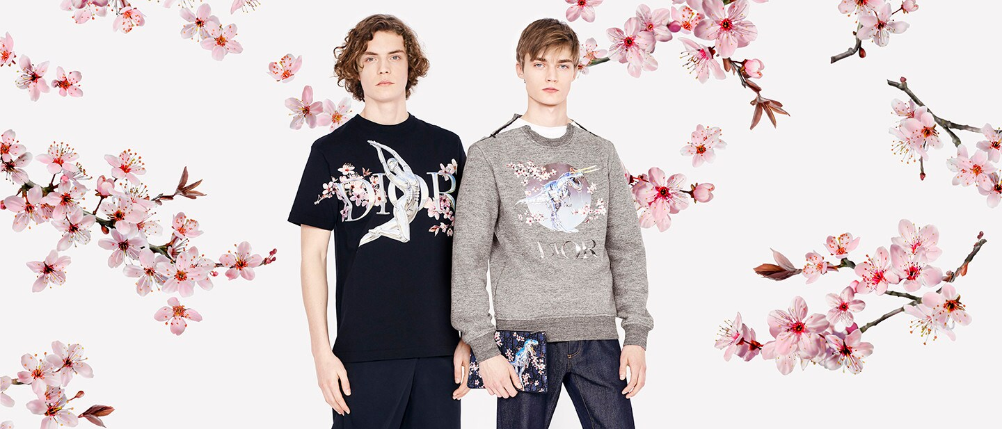 55237c53fbb Exclusively on Dior.com  New Fall 2019 Collection. Men s Fashion