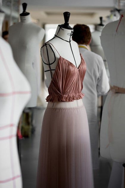 The savoir-faire behind the Haute Couture show