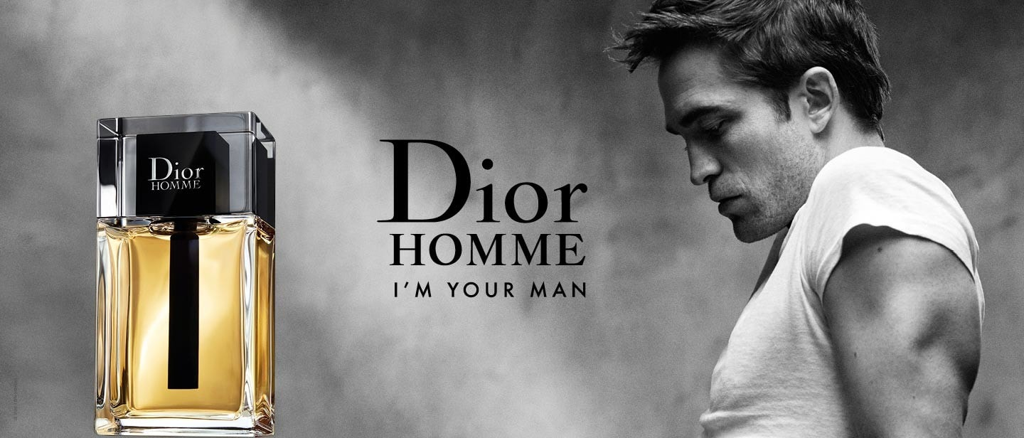 Dior Homme I'm your man, the new fragrance