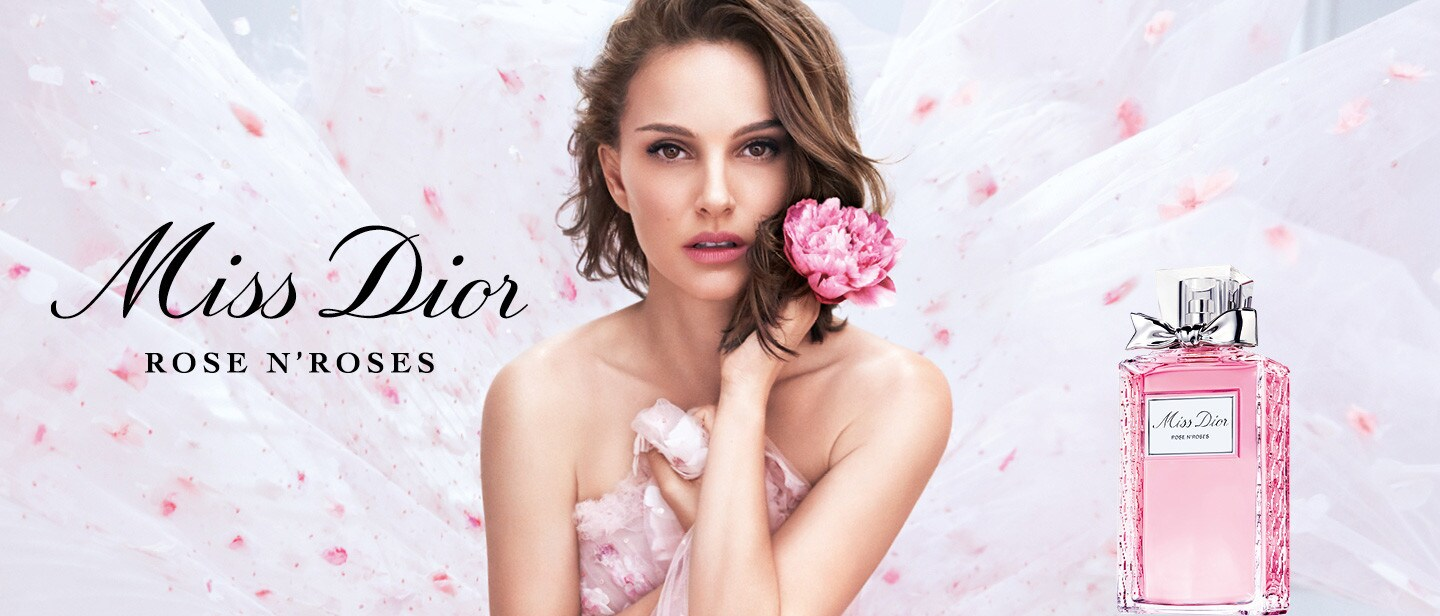 Miss Dior Rose N' Roses - The New Fragrance