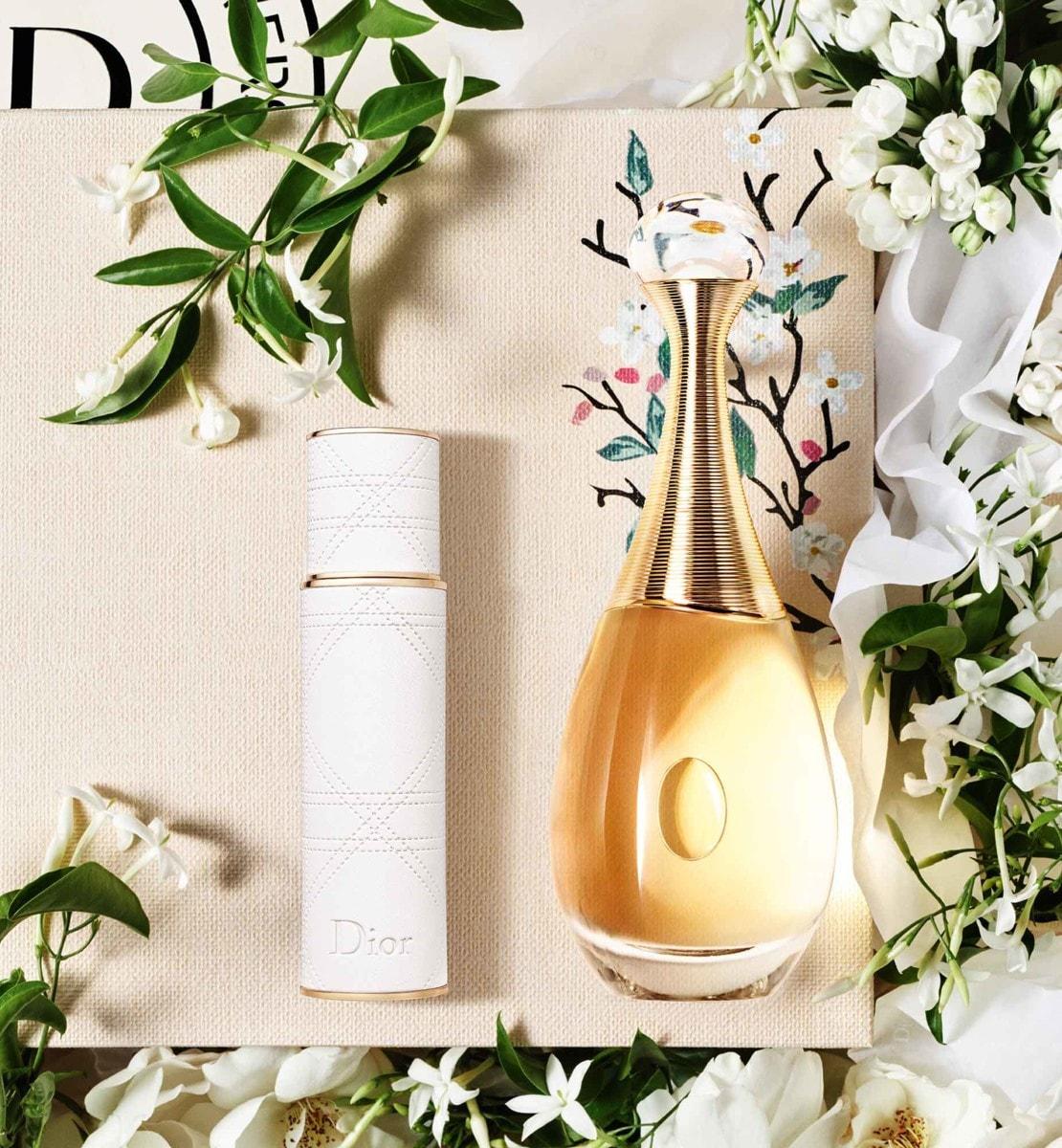 Dior - J'adore Eau de parfum & vaporisateur de voyage