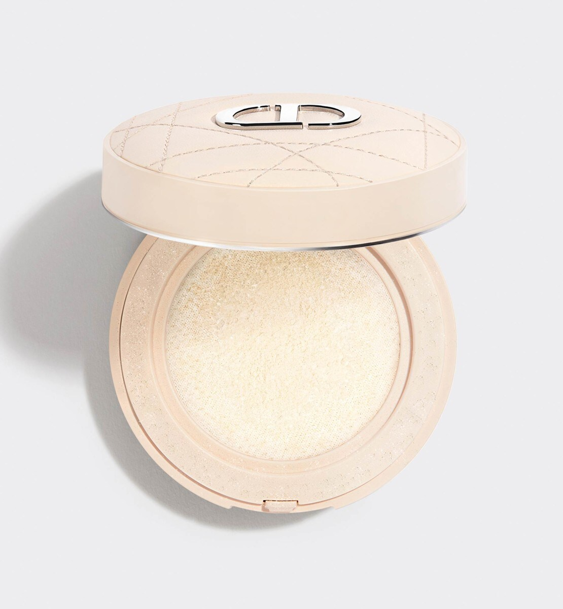 Dior - Dior Forever Cushion Powder - Golden Nights Collection Limited Edition Ultra-fine skin fresh loose powder - long-wear translucent perfection - floral extract-enriched
