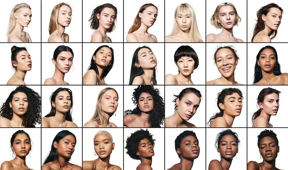 Buscador de fondo de maquillaje