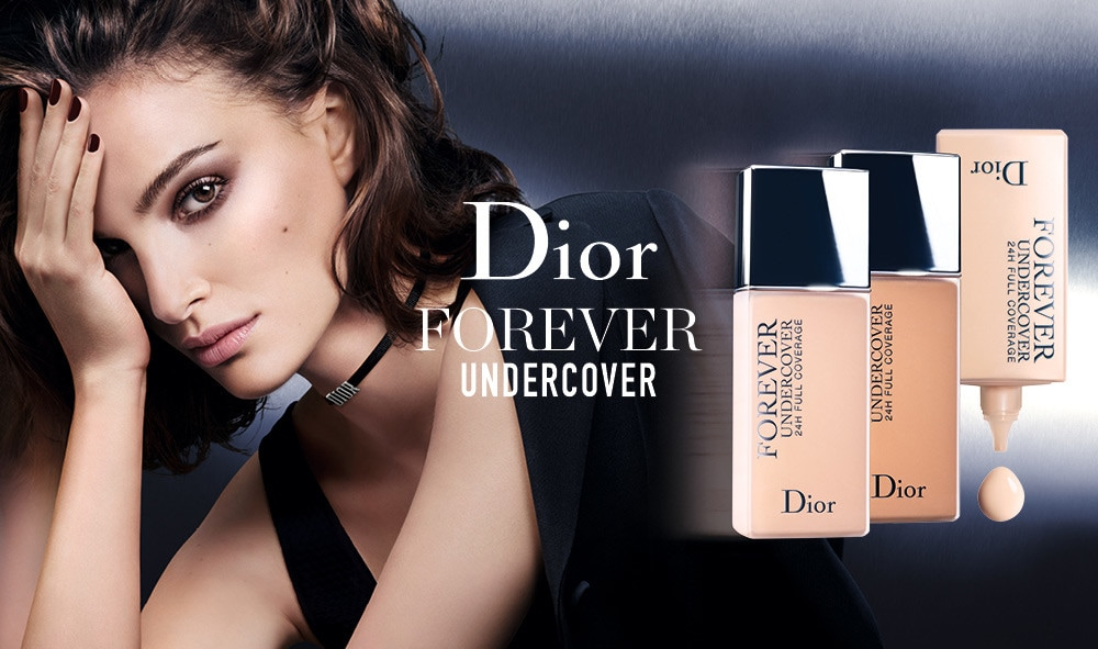 DISCOVER DIORSKIN FOREVER UNDERCOVER