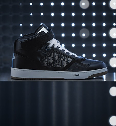B27 High-Top Sneaker