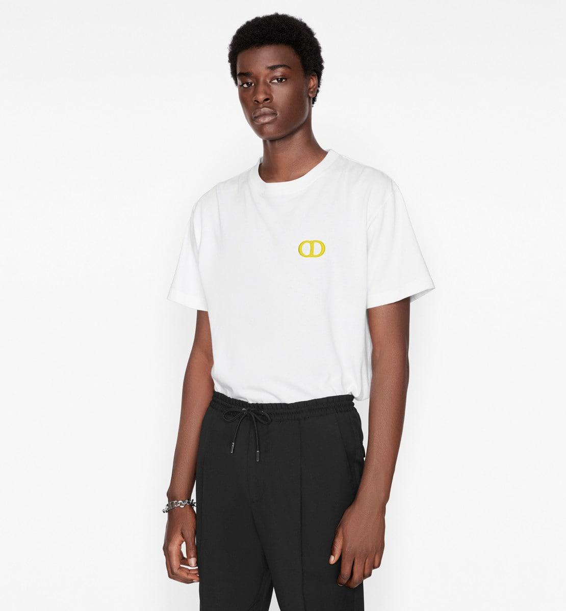 Oversized 'CD Icon' T-Shirt