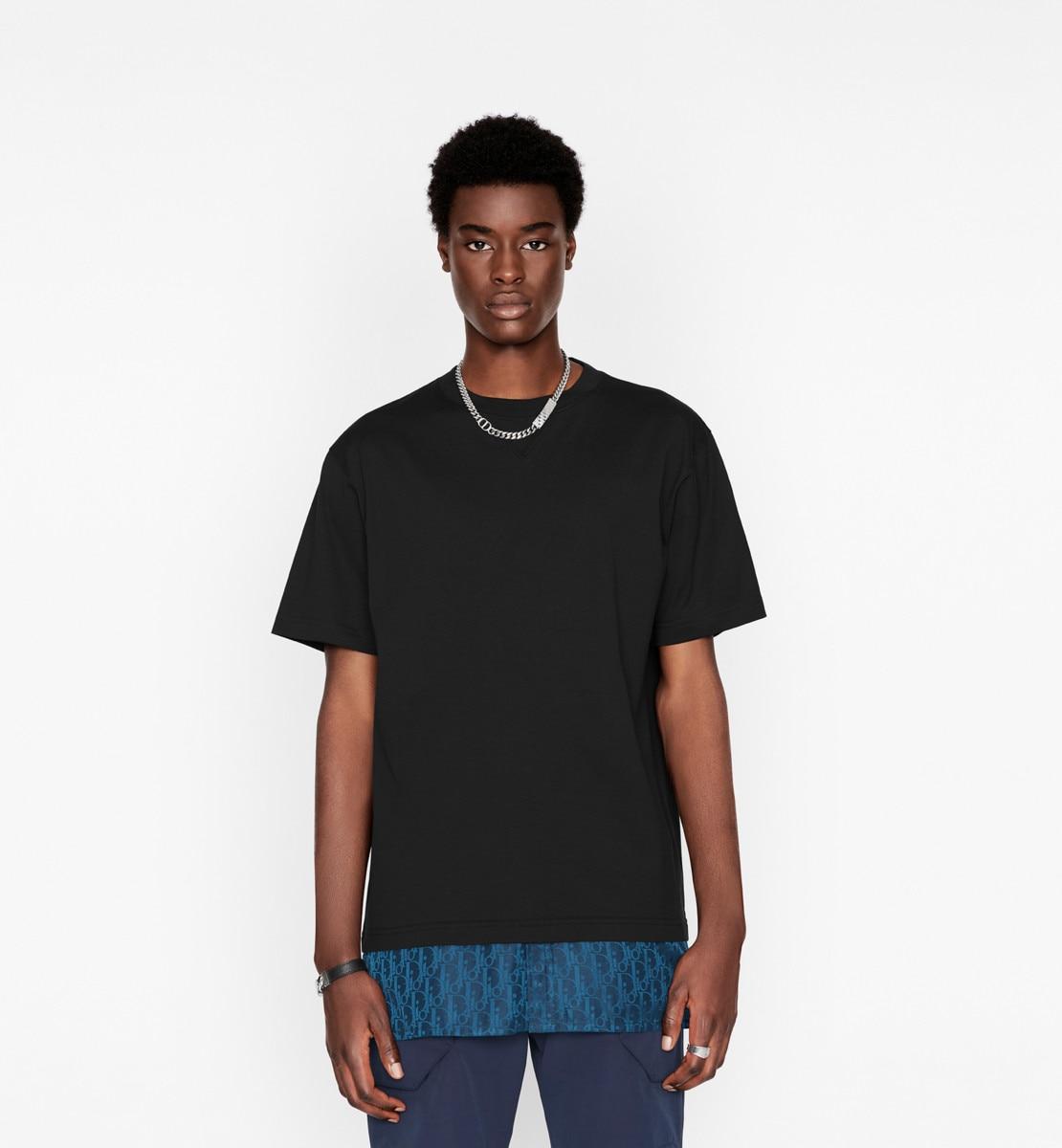 T-shirt oversize Dior Oblique