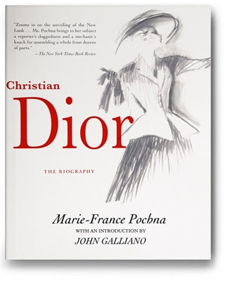 Christian Dior the Biography